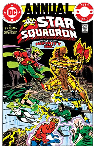 All-Star Squadron (1981-1987): Annual #2