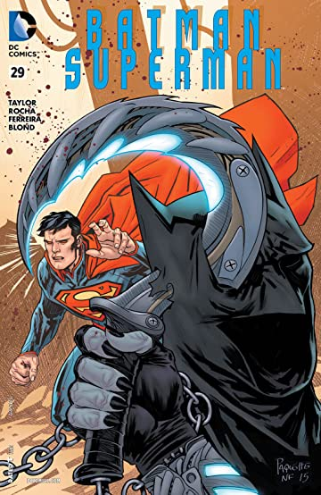 Batman/Superman (2013-2016) #29