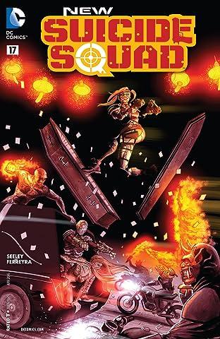 New Suicide Squad (2014-2016) #17