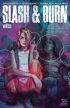 Slash & Burn (2015-2016) No.4