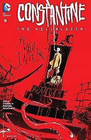Constantine: The Hellblazer (2015-2016) #9