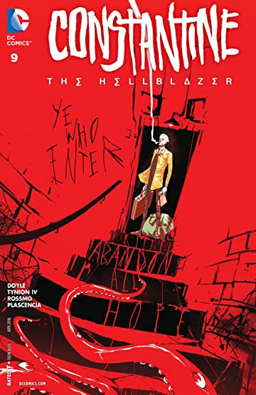 Constantine: The Hellblazer (2015-2016) #9