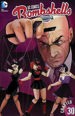 DC Comics: Bombshells (2015-) #30