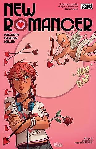 New Romancer (2015-2016) #3