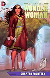 The Legend of Wonder Woman (2015-2016) #14
