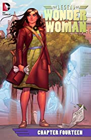 The Legend of Wonder Woman (2015-) #14