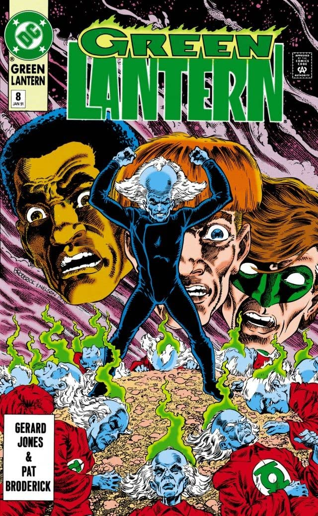 Green Lantern (1990-2004) #8