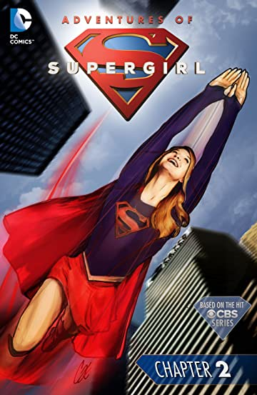 The Adventures of Supergirl (2016) #2