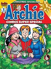 Archie Comics Super Special Magazine #1