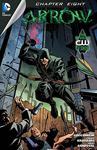 Arrow (2012-2013) No.8