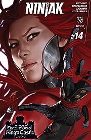 Ninjak (2015- ) #14: Digital Exclusives Edition