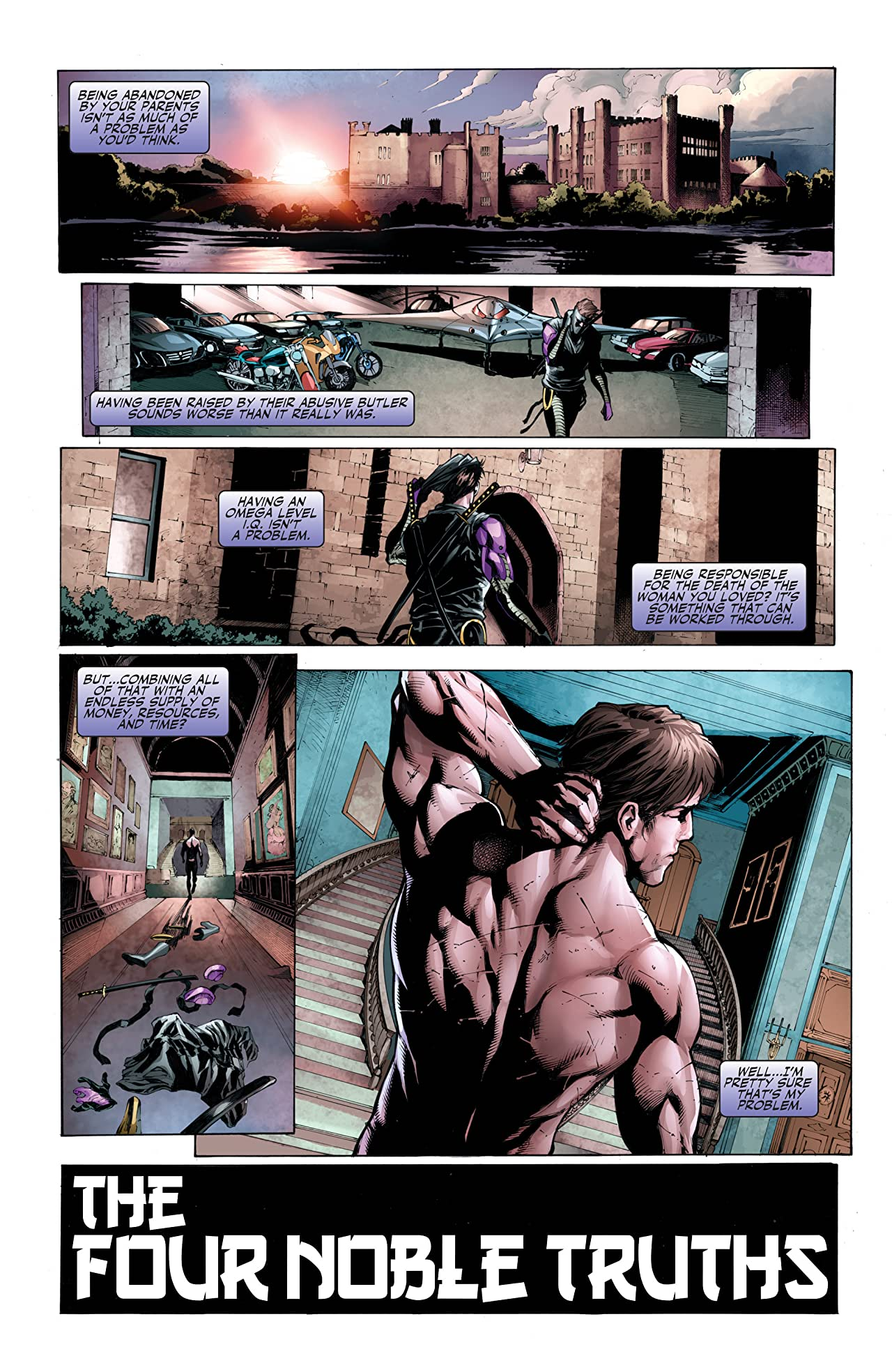 Ninjak (2015- ) #14: Digital Exclusives Edition