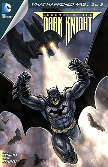 Legends of the Dark Knight (2012-2015) #31