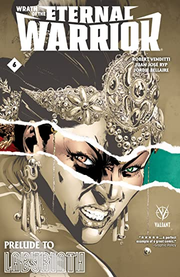 Wrath of the Eternal Warrior #6: Digital Exclusives Edition