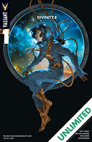 Divinity II #1: Digital Exclusives Edition