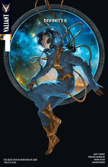 Divinity II #1: Digital Exclusives Edition