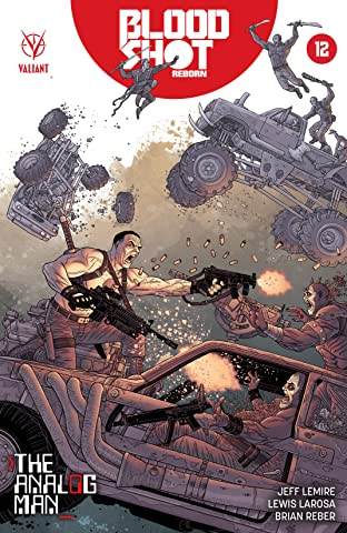 Bloodshot Reborn No.12: Digital Exclusives Edition