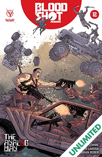 Bloodshot Reborn #12: Digital Exclusives Edition