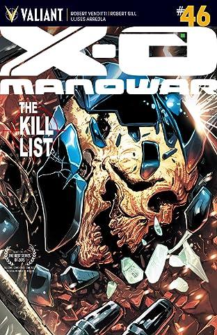 X-O Manowar (2012- ) #46: Digital Exclusives Edition