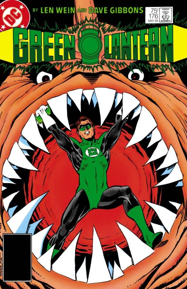 Green Lantern (1976-1986) #176