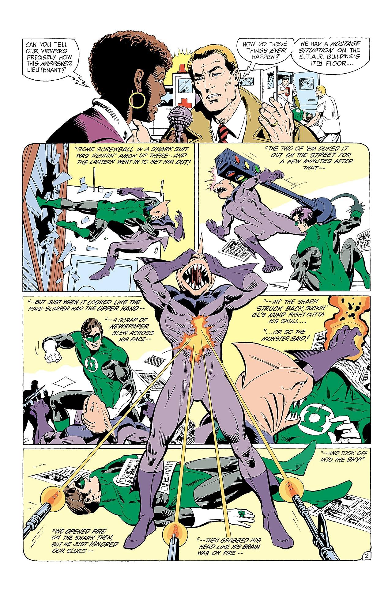 Green Lantern (1960-1986) #176