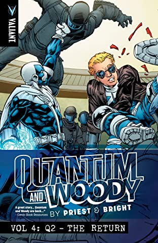Q2: The Return of Quantum and Woody (2014) Vol. 4: The Return