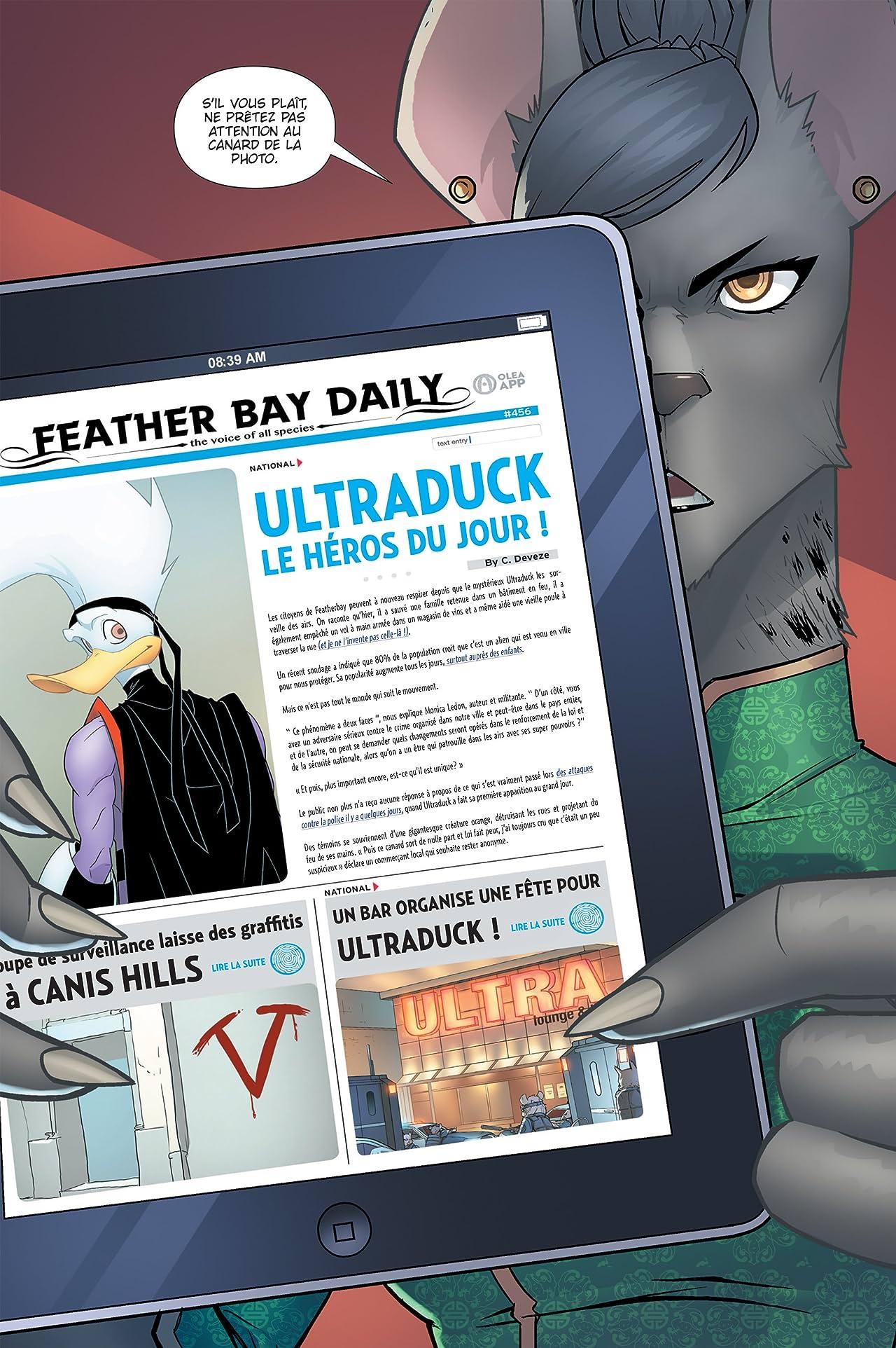 Ultraduck Vol. 1: Chapitre 3
