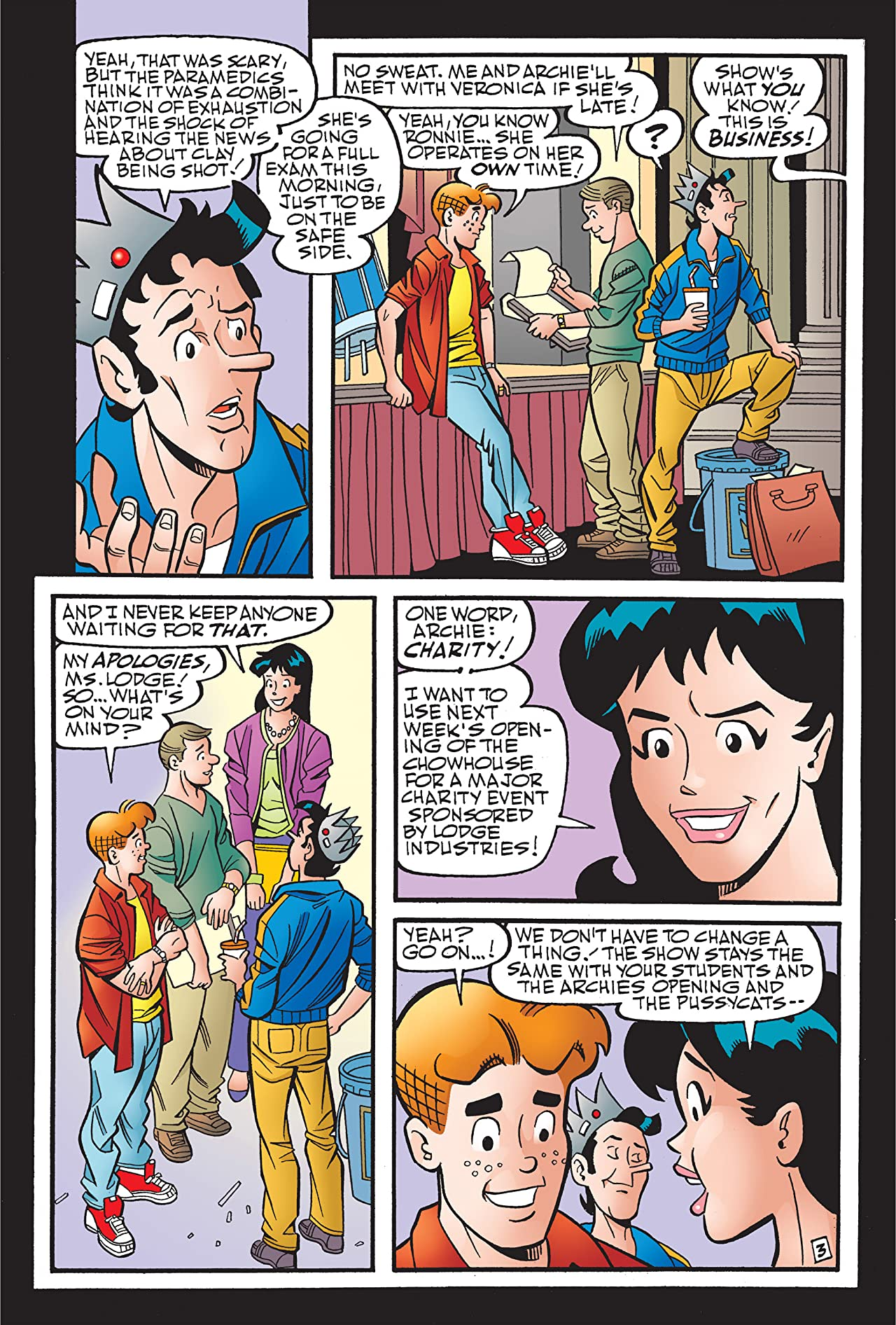 Archie Marries Betty #24