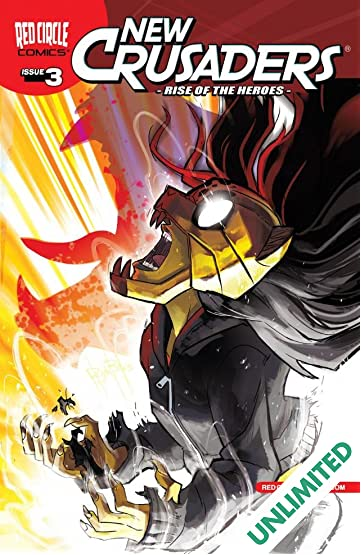 New Crusaders: Rise of the Heroes #3