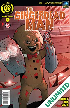 Gingerdead Man #1