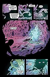 Bigfoot: Sword of the Earthman #3