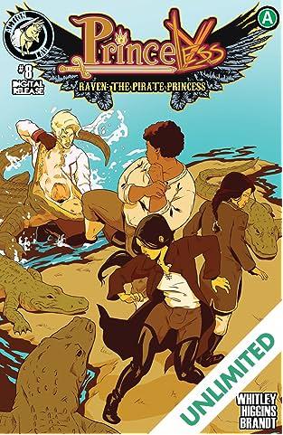 Princeless- Raven: The Pirate Princess #8