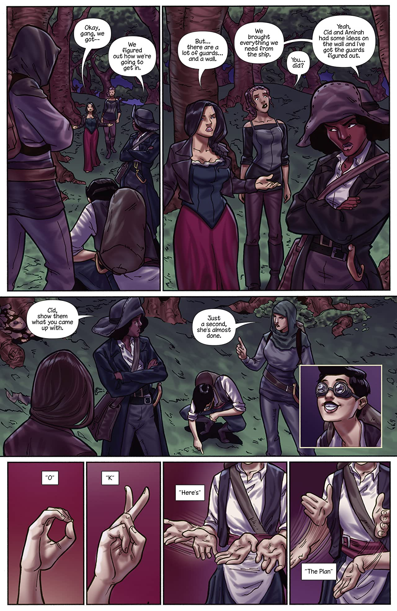 Princeless- Raven: The Pirate Princess #8