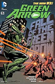 Green Arrow (2011-2016) #15