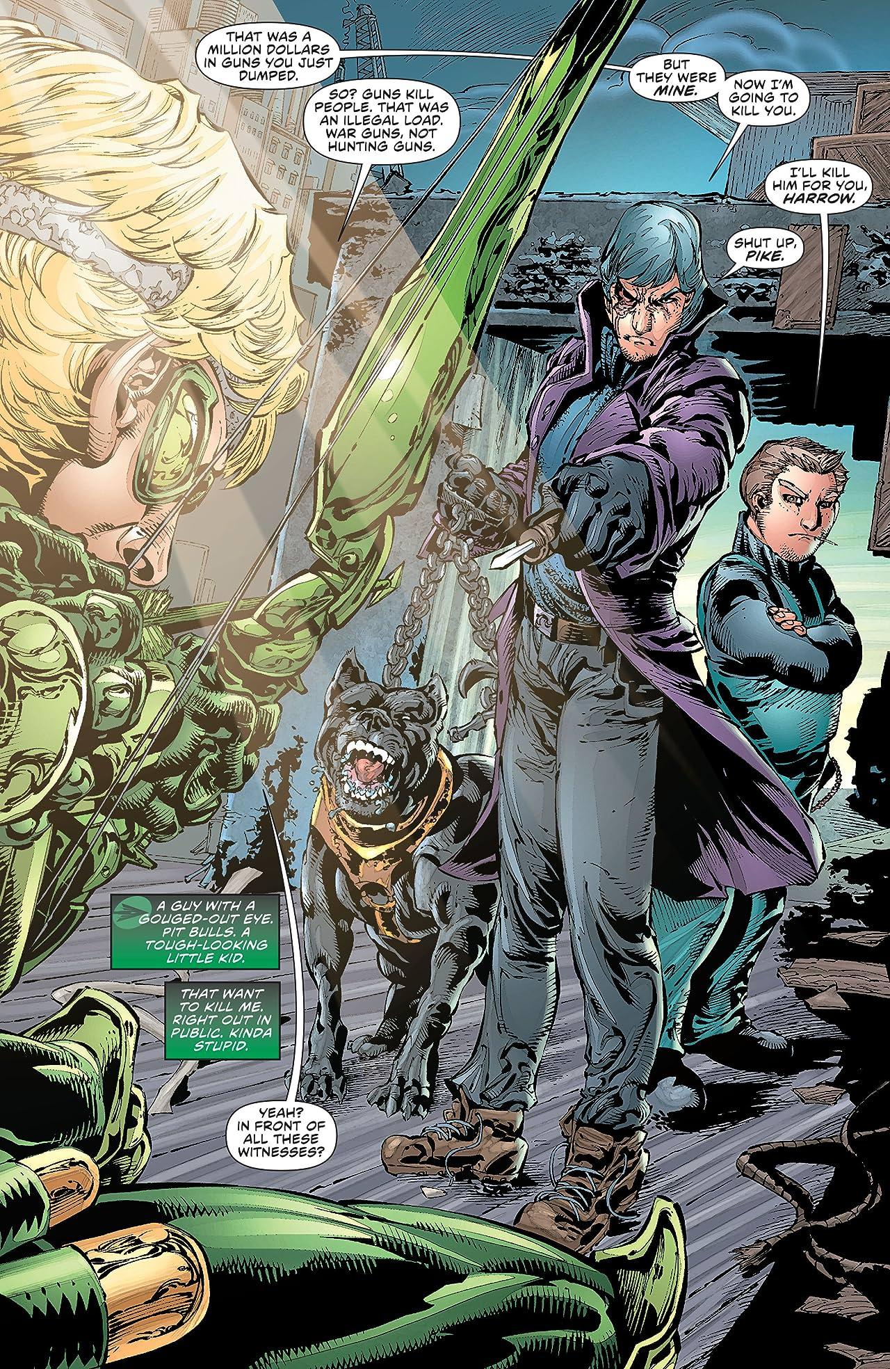 Green Arrow (2011-2016) #15