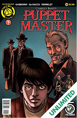 Puppet Master #12