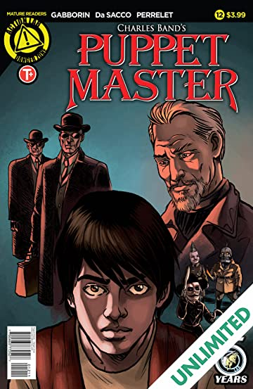 Puppet Master #12