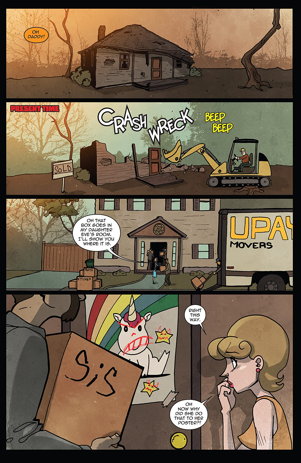 Zombie Tramp #20