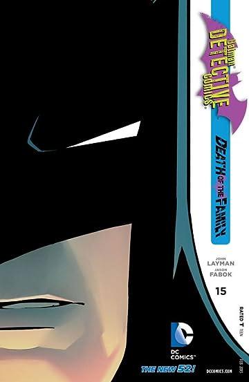Detective Comics (2011-) #15