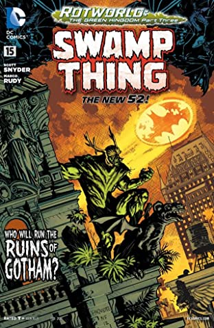 Swamp Thing (2011-2015) No.15