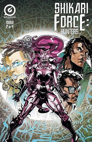 Shikari Force: Hunters #2 (of 4)