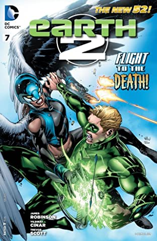 Earth 2 (2012-2015) No.7