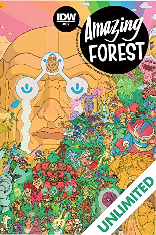 Amazing Forest (2016) #2