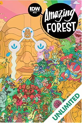 Amazing Forest (2016-) #2