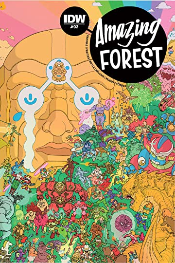 Amazing Forest (2016) No.2