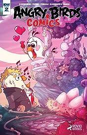 Angry Birds Comics (2016) #2