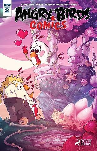 Angry Birds Comics (2016-) #2