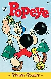Popeye Classics #43