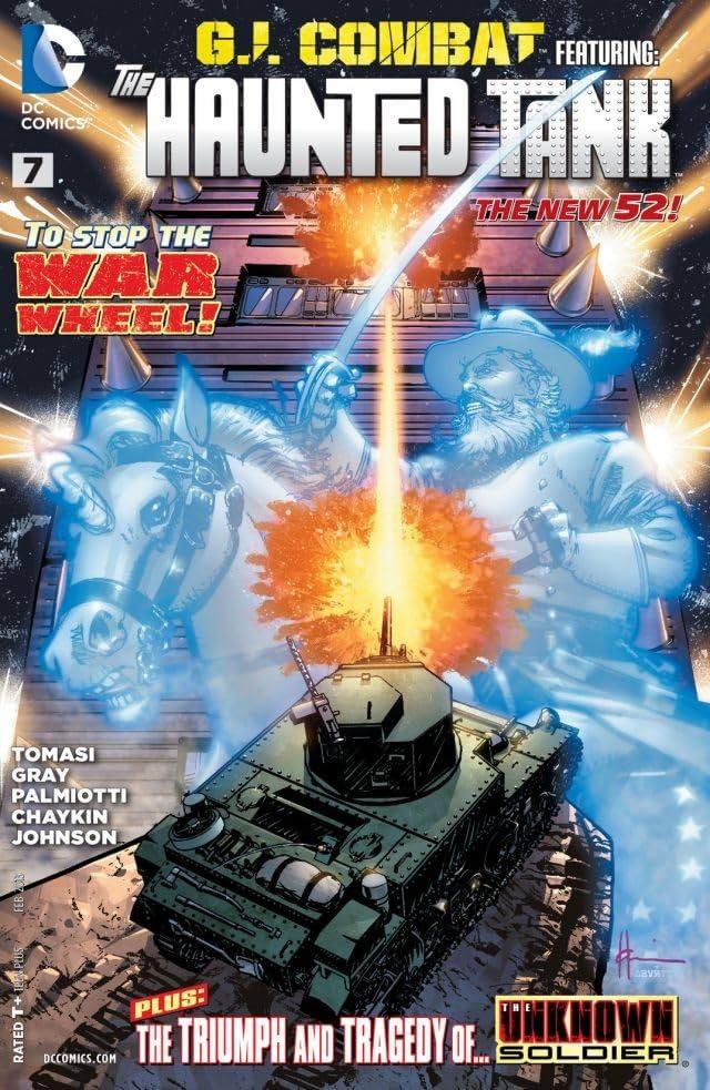 GI Combat (2012) #7