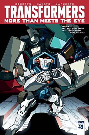 Transformers: More Than Meets the Eye (2011-2016) #49